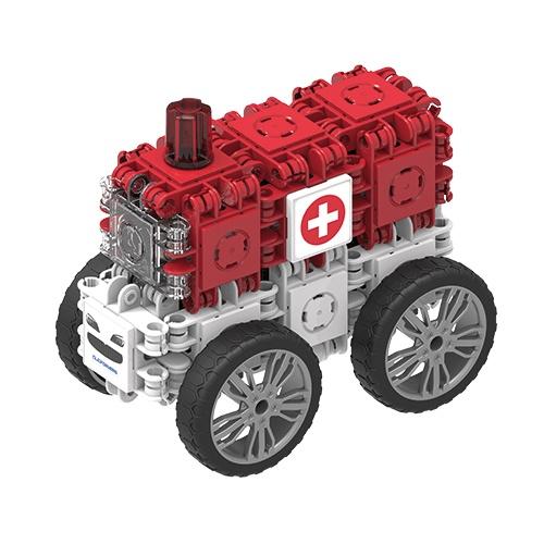 Ambulance-car