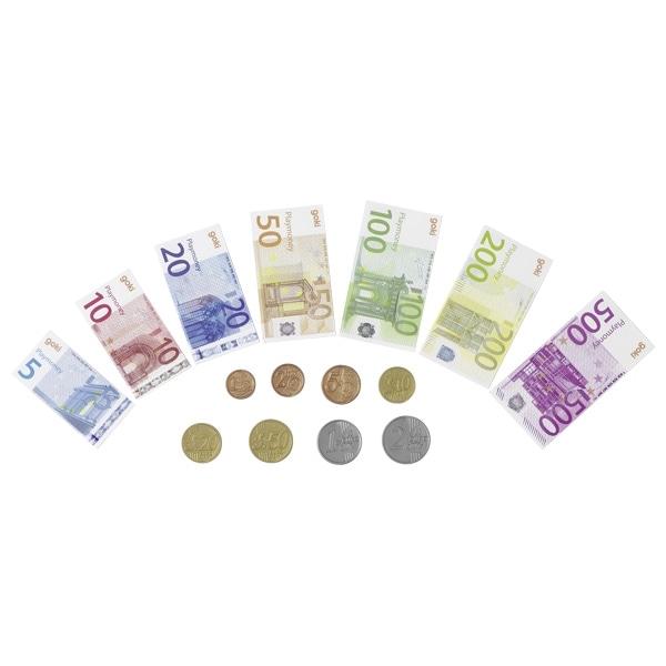 Bani De Jucărie – Bancnote Și Monede Euro