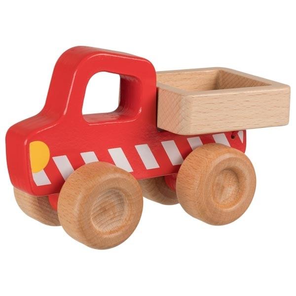 Basculantă Din Lemn – Jucărie Bebeluși