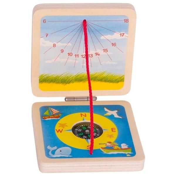 Cadran Solar – Jucărie Ștințifică De Bază