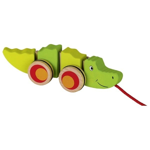 Crocodilul Groki – Jucărie De Tras