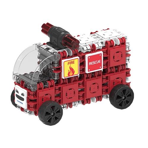 Fire-command-car