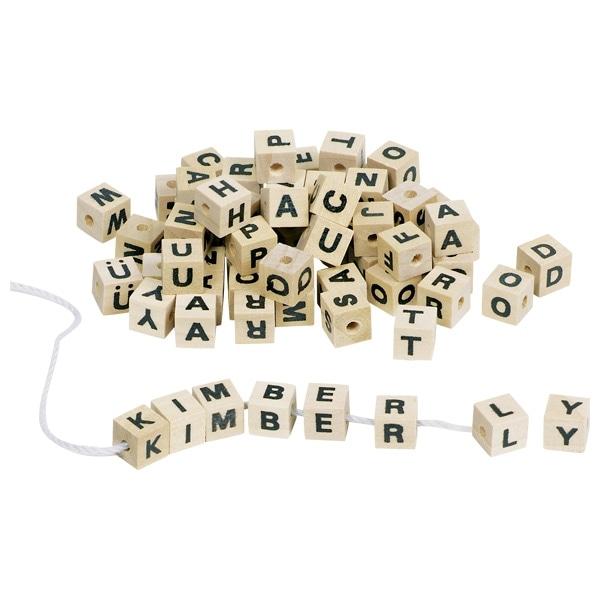 Joc De Îndemânare Alfabet – Litere De Înșiruit