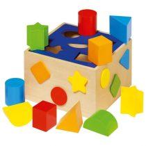 Joc Din Lemn - Sortare Forme Geometrice