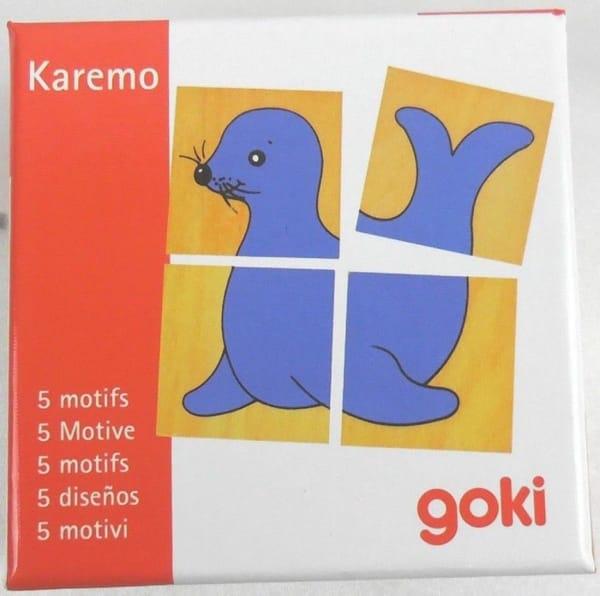 Joc Karemo Din Lemn