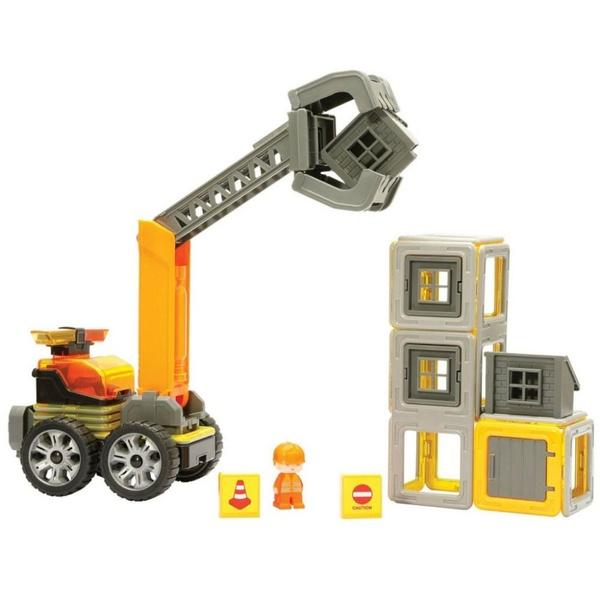 Magformers – Set De Construcții 50 Piese Magnetice