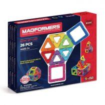 Magformers 26 Set De Constructie Magnetic 3D