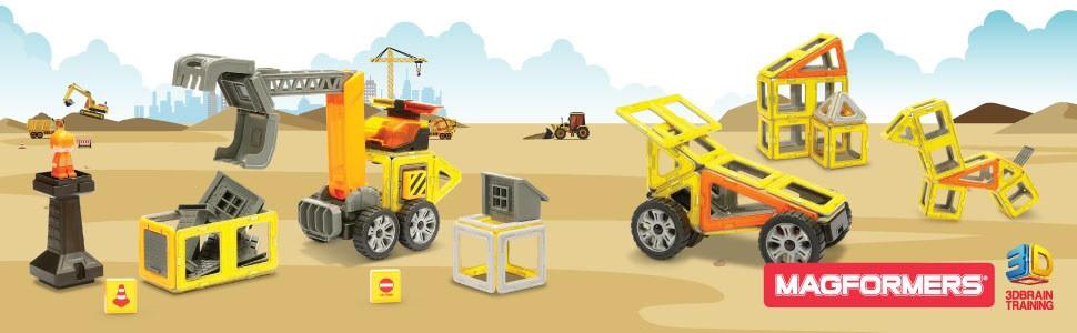 Magformers-Constructii