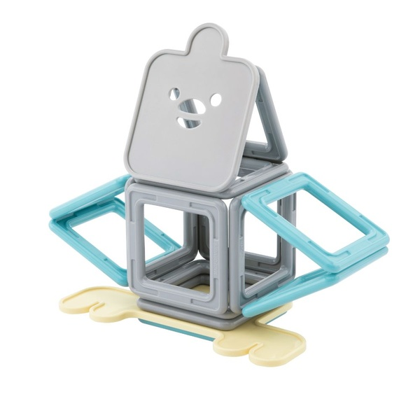 Magformers Set Magnetic Animale (2)