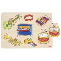 Puzzel Sonor - Instrumente Muzicale