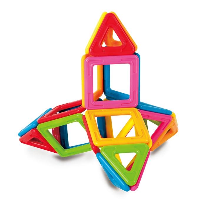 Set De Construit Magnetic Magformers 30 De Piese (2)
