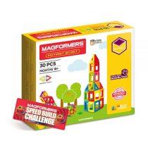 Set De Construit Magnetic Magformers 30 De Piese