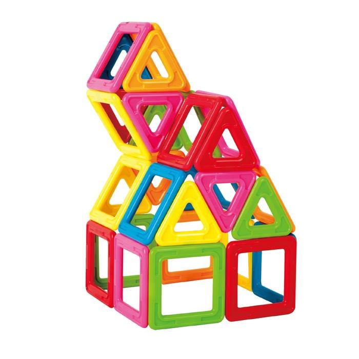 Set De Construit Magnetic Magformers 30 De Piese (4)