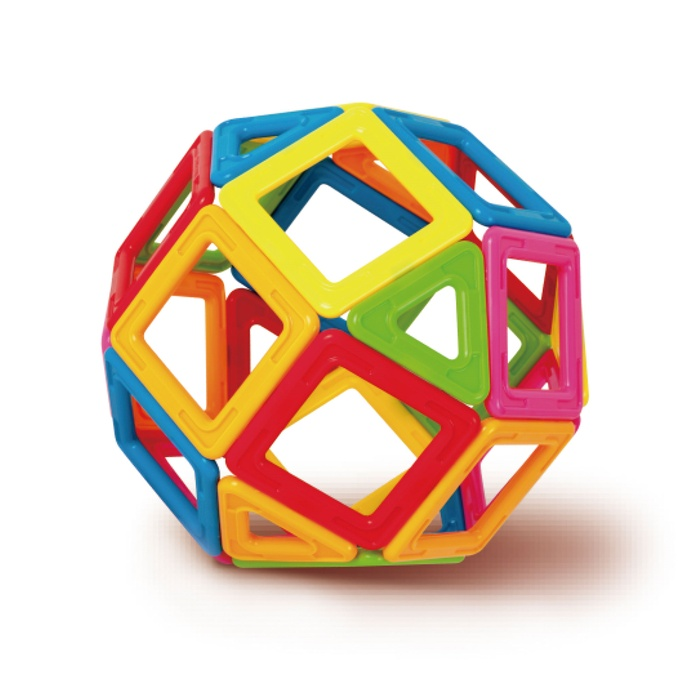 Set De Construit Magnetic Magformers 30 De Piese (5)