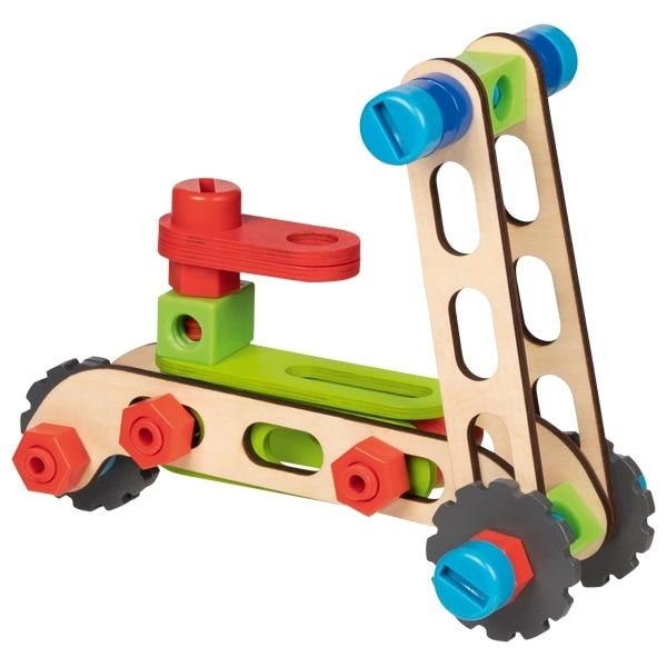 Set De Construit – Vehicule Într-o Valiză12