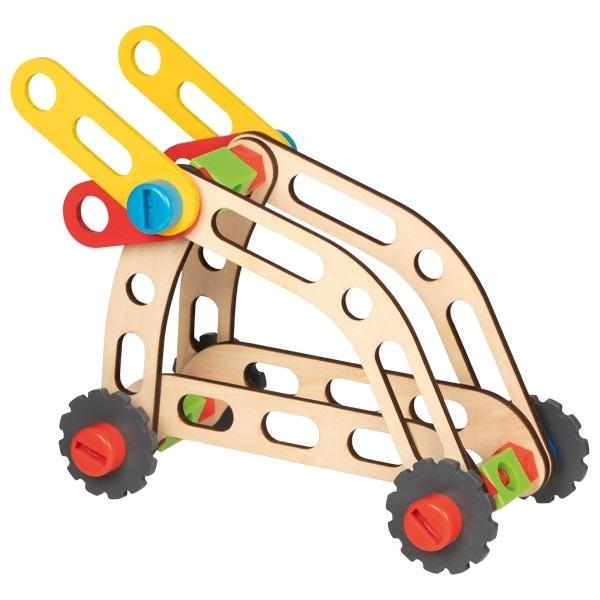 Set De Construit – Vehicule Într-o Valiză134