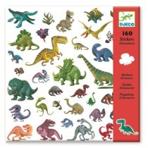 Abțibilduri Dinozauri (160 Stickere)