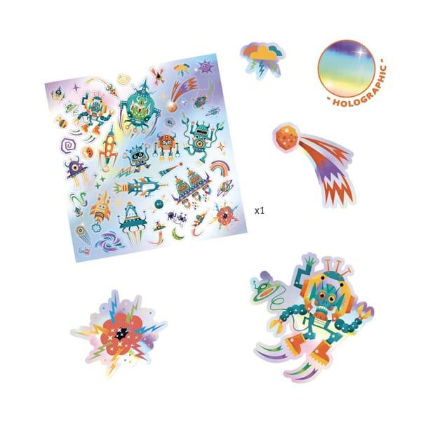 Abțibilduri Metalice – Intergalactic ( 30 Stickere).jpg2