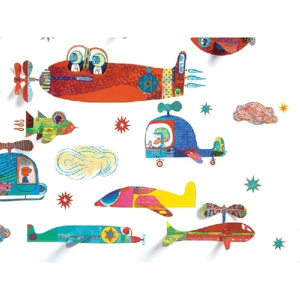 Abțibilduri Pentru Fereastă – Vehicule Zburătoare (44 Piese).jpg1.jpg1.jpg1