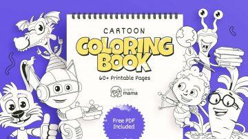 Carte De Colorat PDF - Fise De Colorat (Free Download)