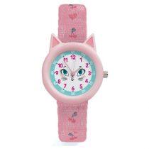 Ceas Pentru Copii - Pisică