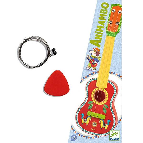 Chitara Ukulele Pentru Copii (2)