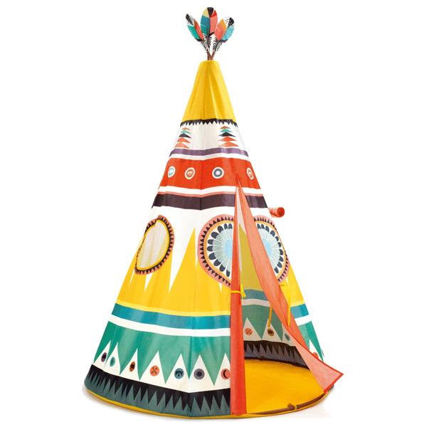 Cort Teepee Cort Copii Indian (1)