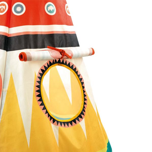 Cort Teepee Cort Copii Indian (5)