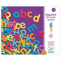 Djeco Alfabet Magnetic Litere Mici abcd