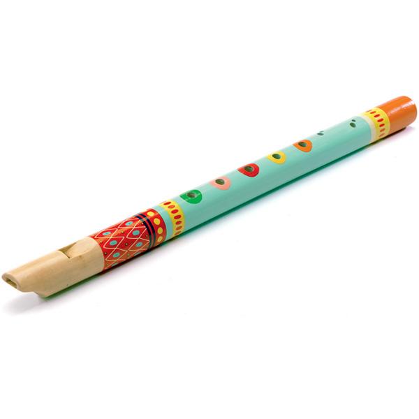 Flaut Din Lemn Pentru Copii