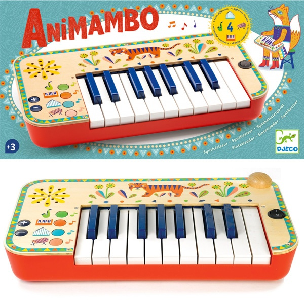 Djeco Instrument Muzical Sintetizator Pentru Copii (3)