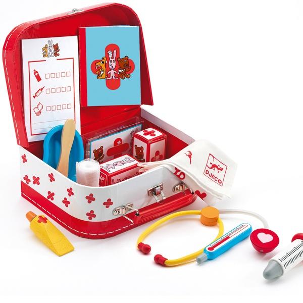 Trusă De Doctor Pentru Copii