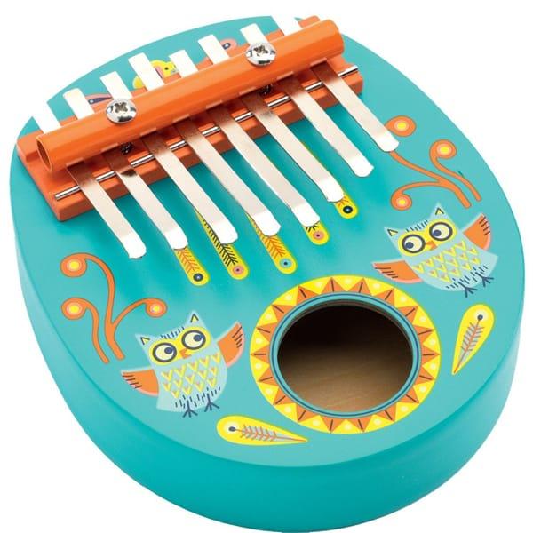 Kalimba – Instrument Muzical Pentru Copii