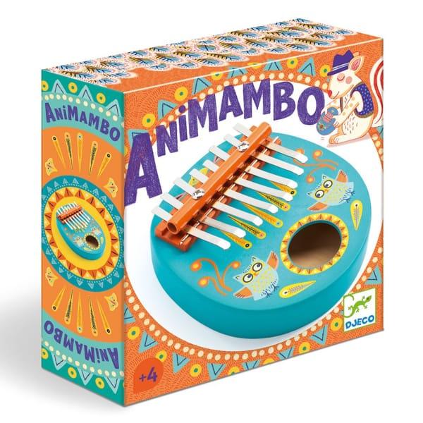Instrument Kalimba Pentru Copii1