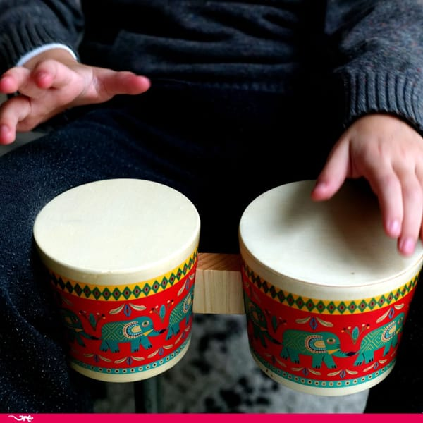Instrument Muzical – Bongo Pentru Copii1