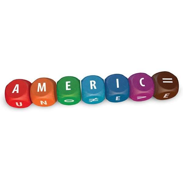Joc Cu Zaruri ABC-Formează Cuvinte-1