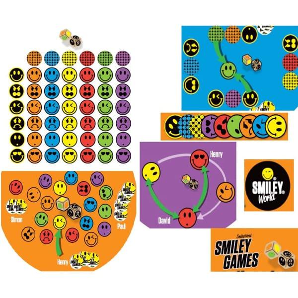 Joc Cu Zaruri Copii Smiley-3