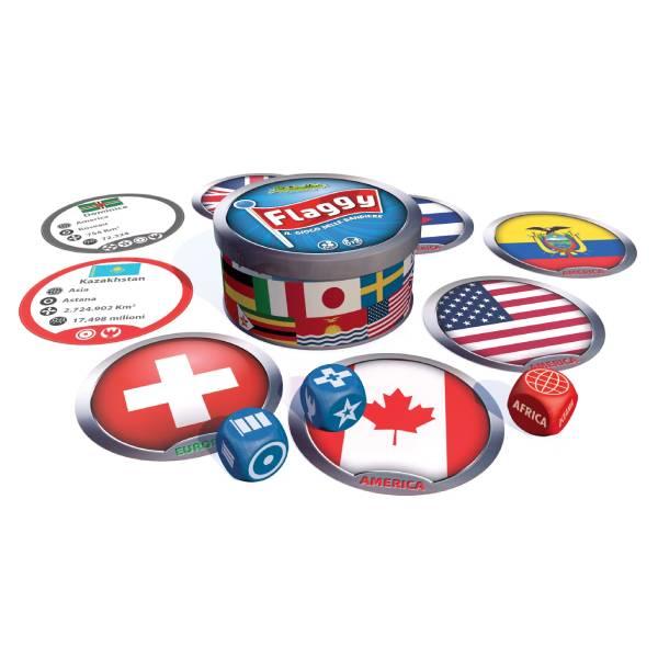 Joc Cu Zaruri Copii Steagurile Lumii-3