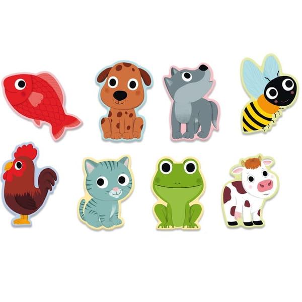 Joc De Cărți Pentru Copii Toddler Little Mime