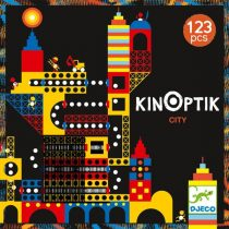 """Joc De Construit Pentru Copii """" Orașul Kinoptik"""""""