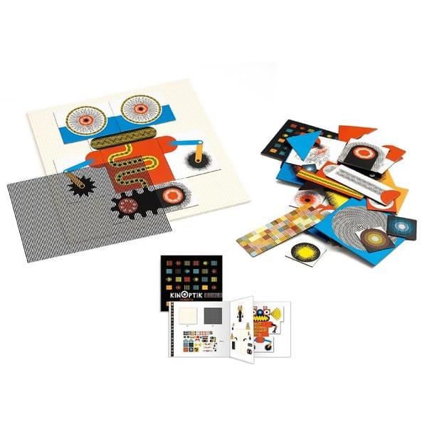 Joc De Construit Pentru Copii Roboții Kinoptik1