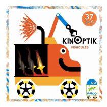 """Joc De Construit Pentru Copii """"Vehicule Kinoptik"""""""