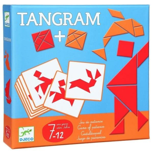 """Puzzle Logic Pentru Copii """"Tangram"""""""