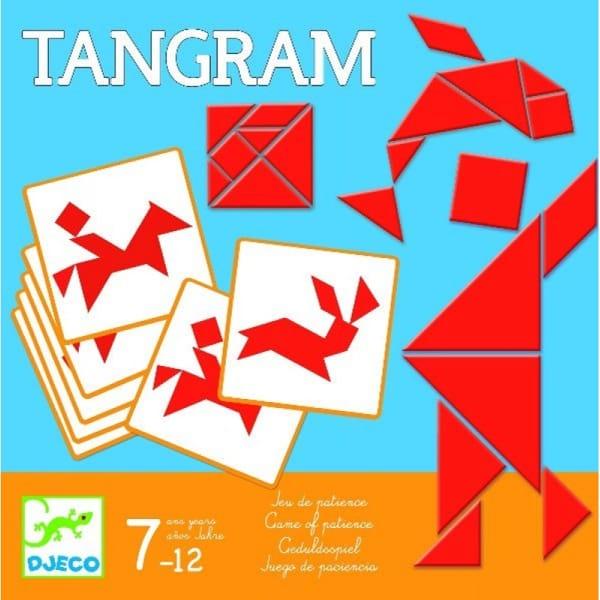 Joc De Logică Pentru Copii Tangram2