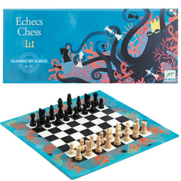 Joc De Șah Djeco Pentru Copii