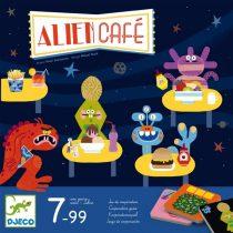 Joc De Strategie Alien Cafe Pentru Copii