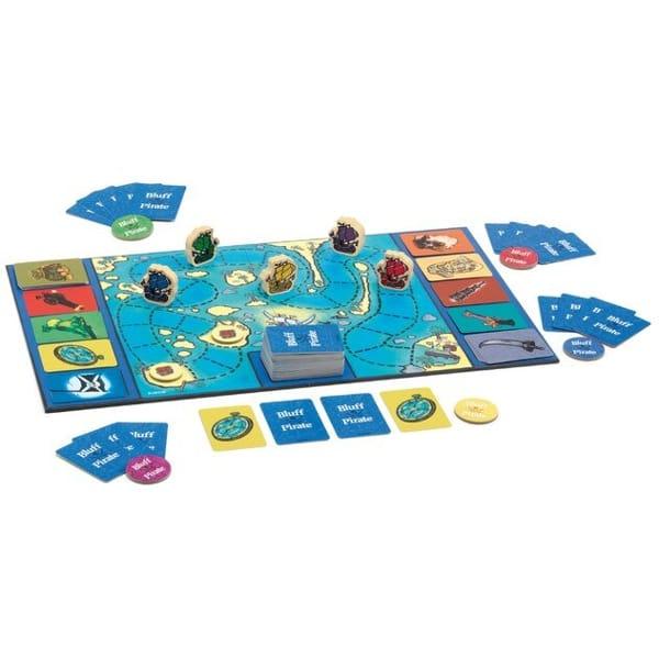 Joc De Strategie Bluff Pirat Pentru Copii1