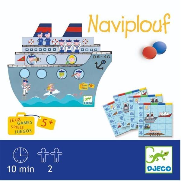 "Joc De Strategie ""NaviPlouf"""