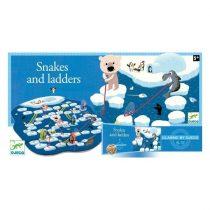 """Joc De Strategie """"Pinguini Pe Gheață"""" Pentru Copii"""