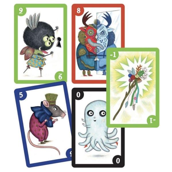 Joc De Strategie Spooky Boo Pentru Copii